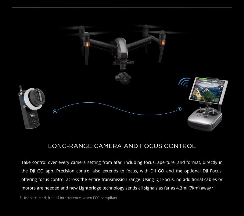 DJI Inspire 2 Drone In Stock