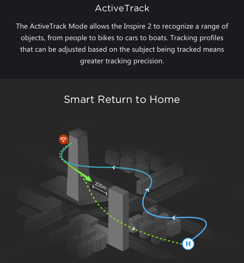 ActiveTrack Feature from DI