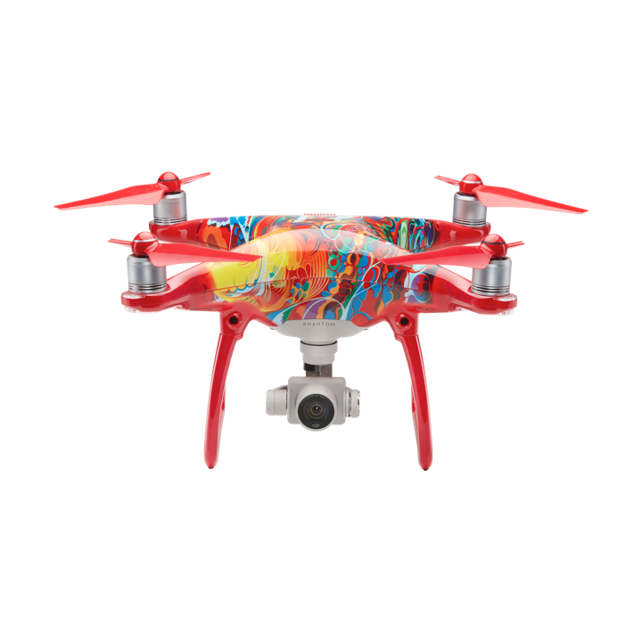 Phantom 4 Chinese New Year Edition