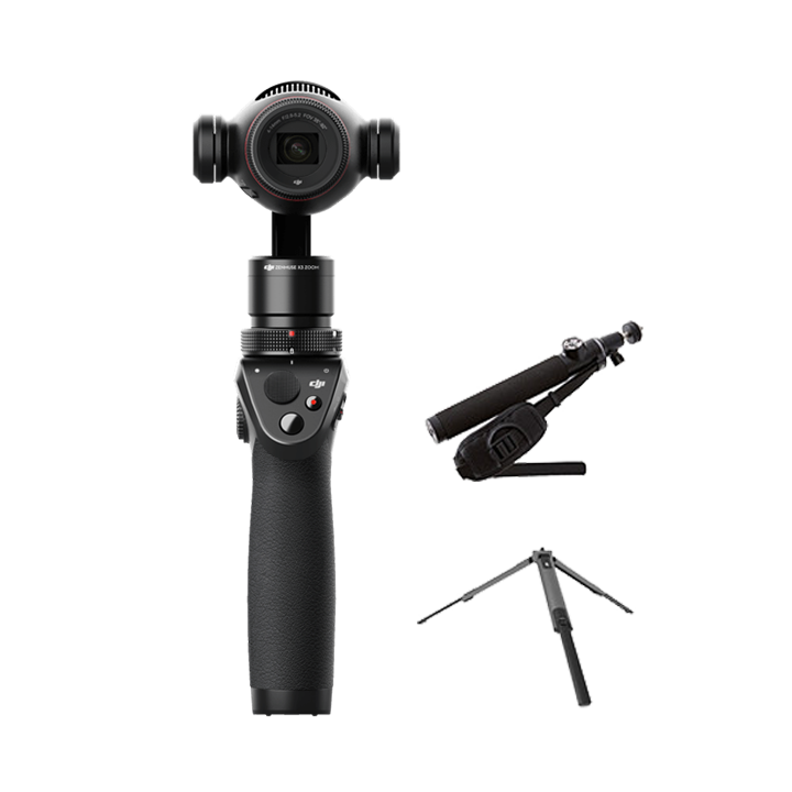 Osmo+ & Extension Rod & Tripod