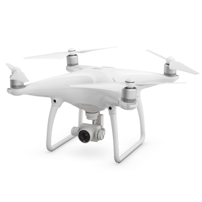Phantom 4 with Free Training