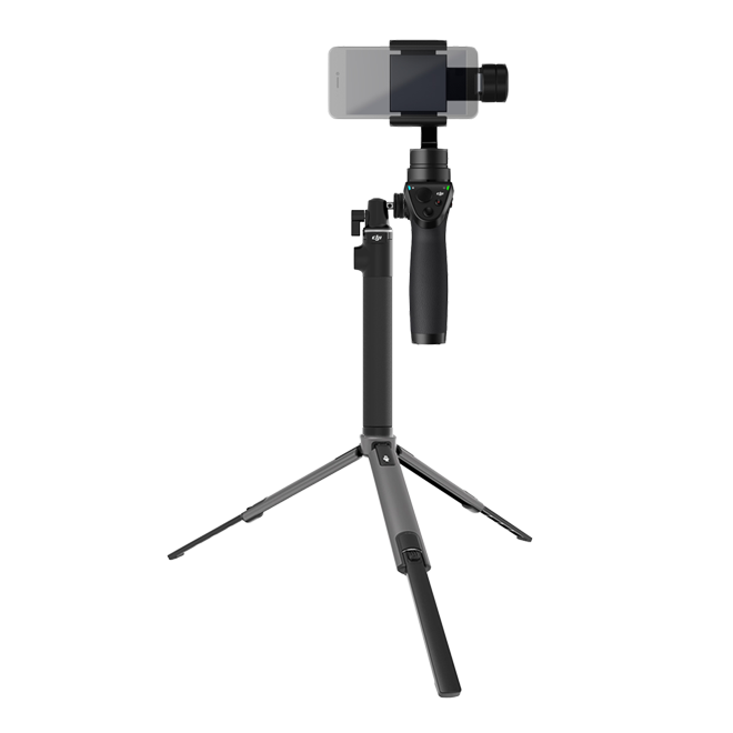 Osmo Mobile + Tripod + Extension Rod