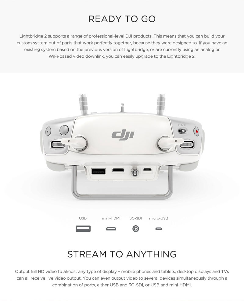 DJI Lightbridge 2