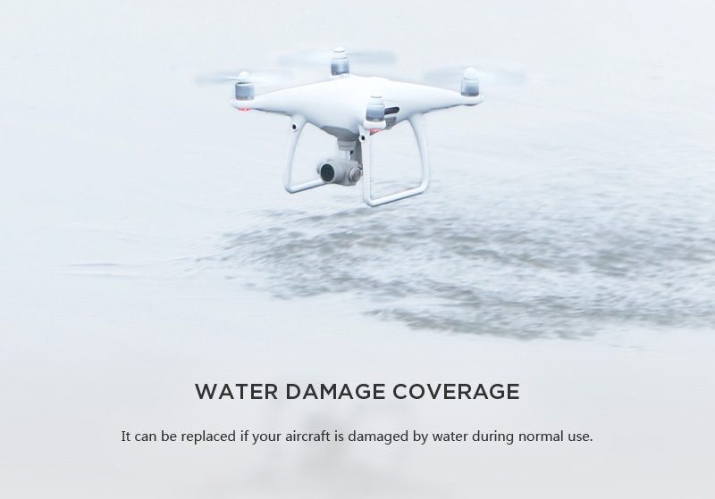 DJI Care Refresh Water Damage