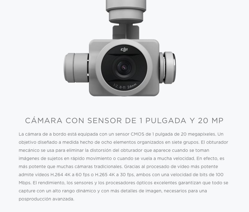 """DJI Phantom 4 Advanced+ """"El Drone con sistema de transmisión mejorado en HD"""" 11"""