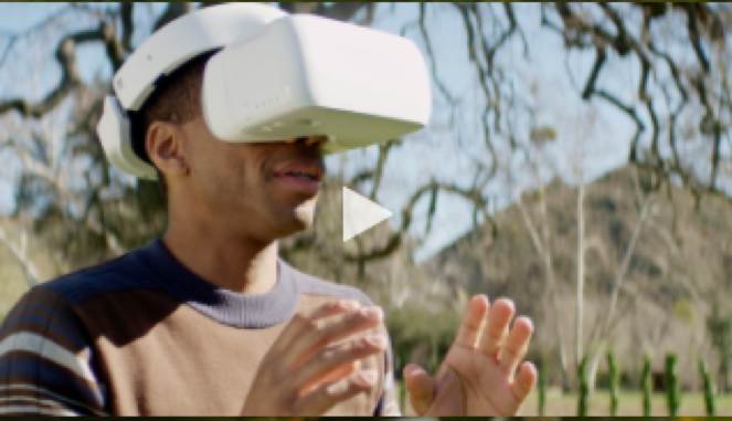 DJI Goggles- See a Different World