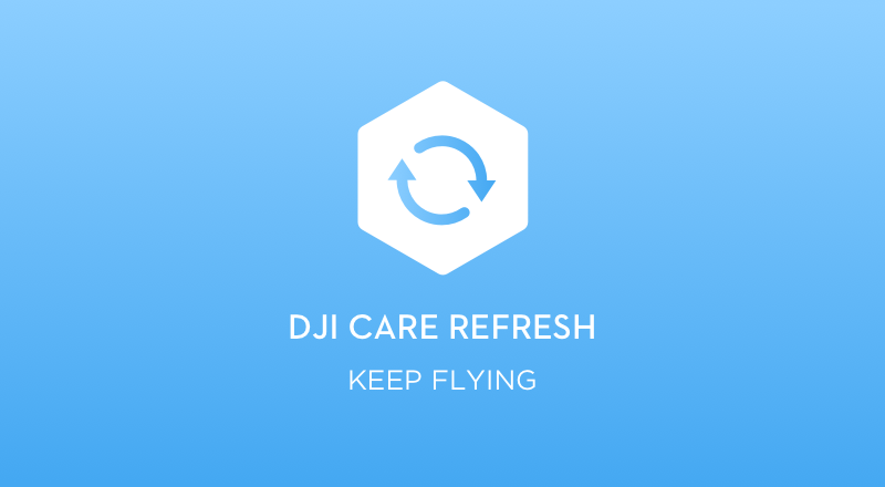 DJI Care Refresh for Spark Drone