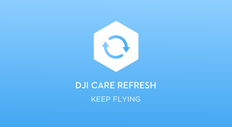 DJI Care Refresh for Mavic Pro Platinum