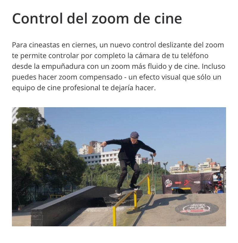 DJI OSMO Mobile 2 comprar barato al precio minimo de oferta con cupón descuento. Con envío GRATIS Libre de aduanas para España.