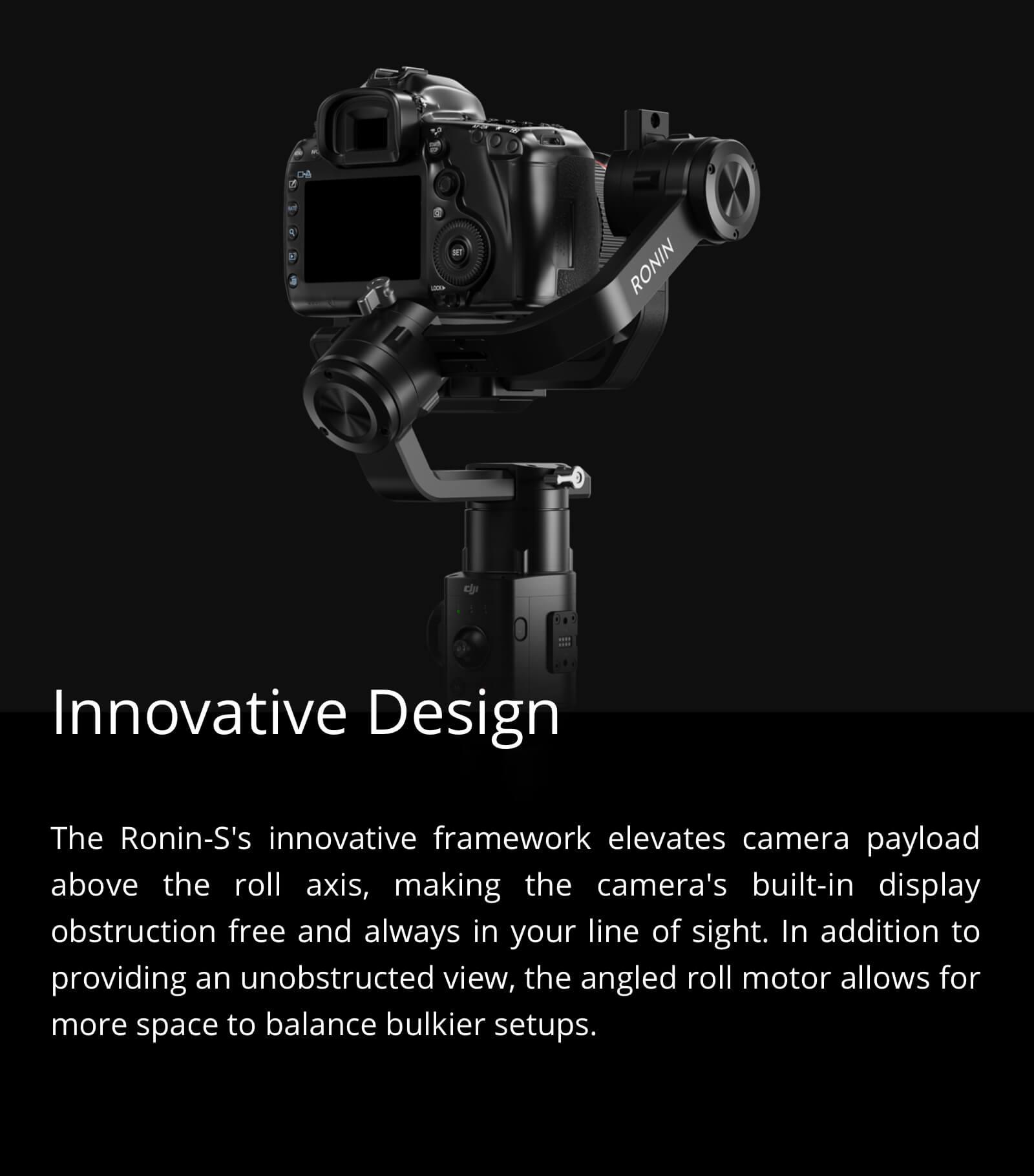 Ronin-S Design