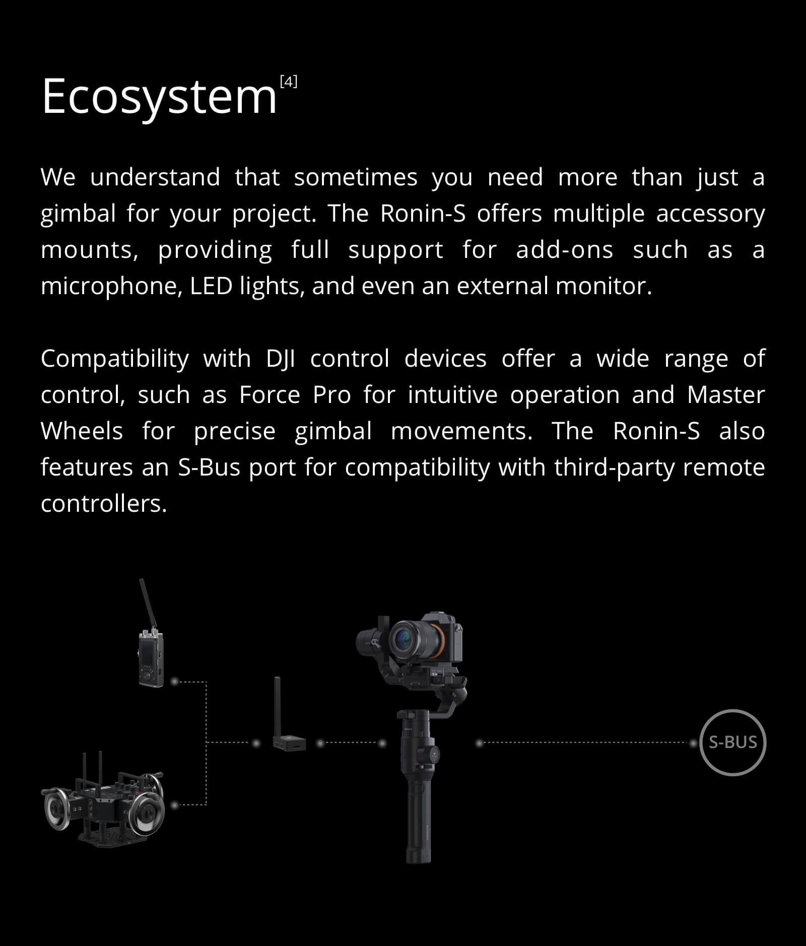 Ronin-S Ecosystem