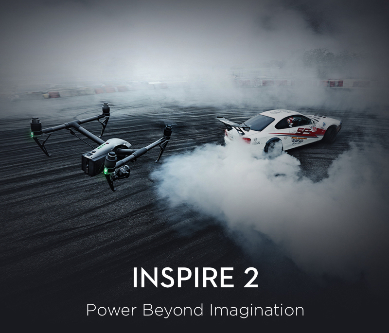 DJI Inspire 2 Description