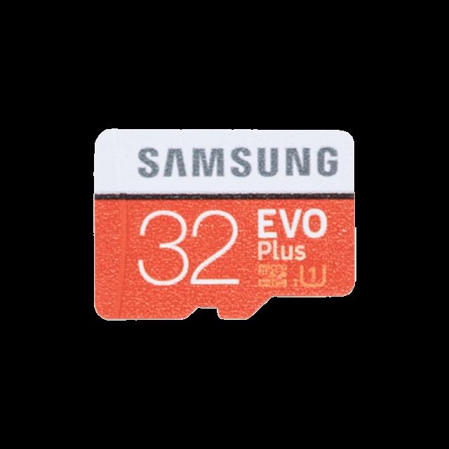 Carte microSD (32 Go)
