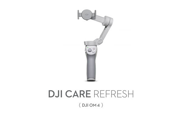 DJI Care Refresh 1-Year Plan (DJI OM 4)