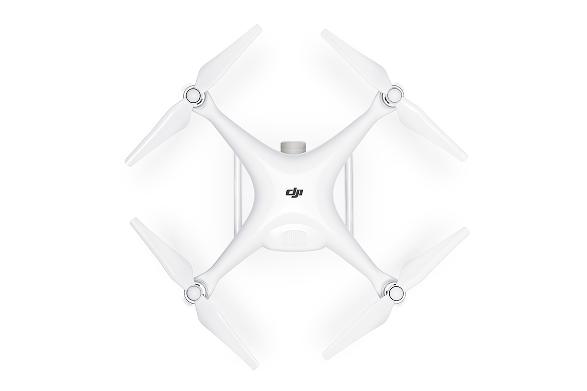 Phantom 4 Advanced (Refurbished Unit)