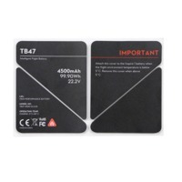 Inspire 1 TB47 Battery Insulation Sticker