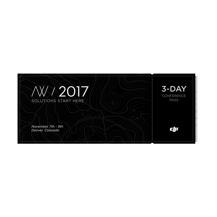 AirWorks 2017 Conference Ticket