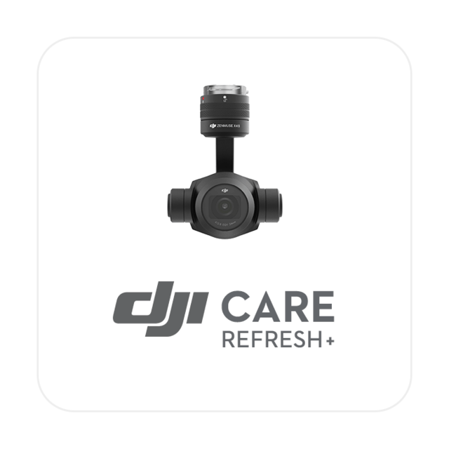 DJI Care Refresh+ (Zenmuse X4S)