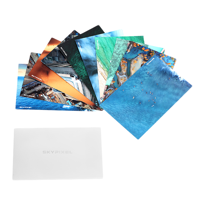SKYPIXEL™ Limited Edition Charity Postcard