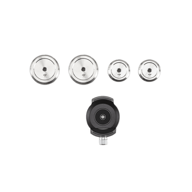 DJI R Roll Axis Counterweight Set