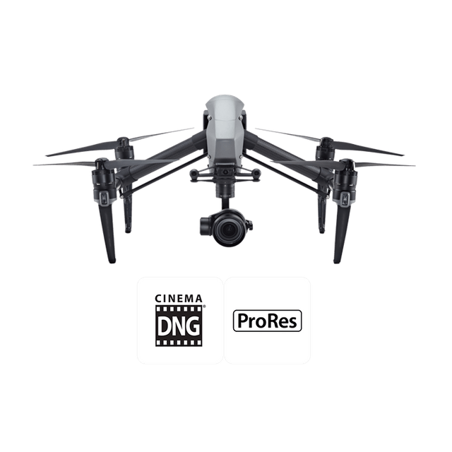 Inspire 2 X5S Advanced Kit