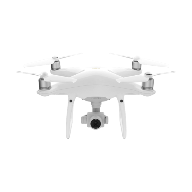 Phantom 4 Pro V2.0 Aircraft (Excludes Remote Controller and Battery Charger)