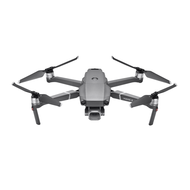 Mavic 2 Pro Aircraft (Excludes Remote Controller and Battery Charger)